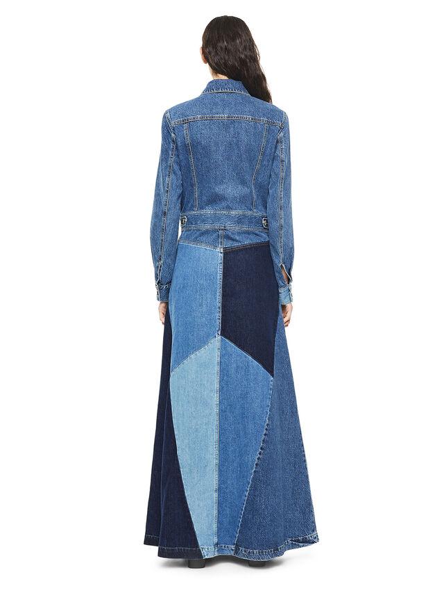 Diesel - DINAP, Blu Jeans - Vestiti - Image 2