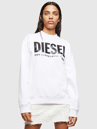 e3c70f5fb2 Felpe Donna | Go with oh dear on Diesel.com