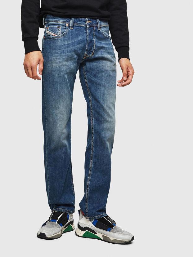 Larkee 083AA, Blu medio - Jeans