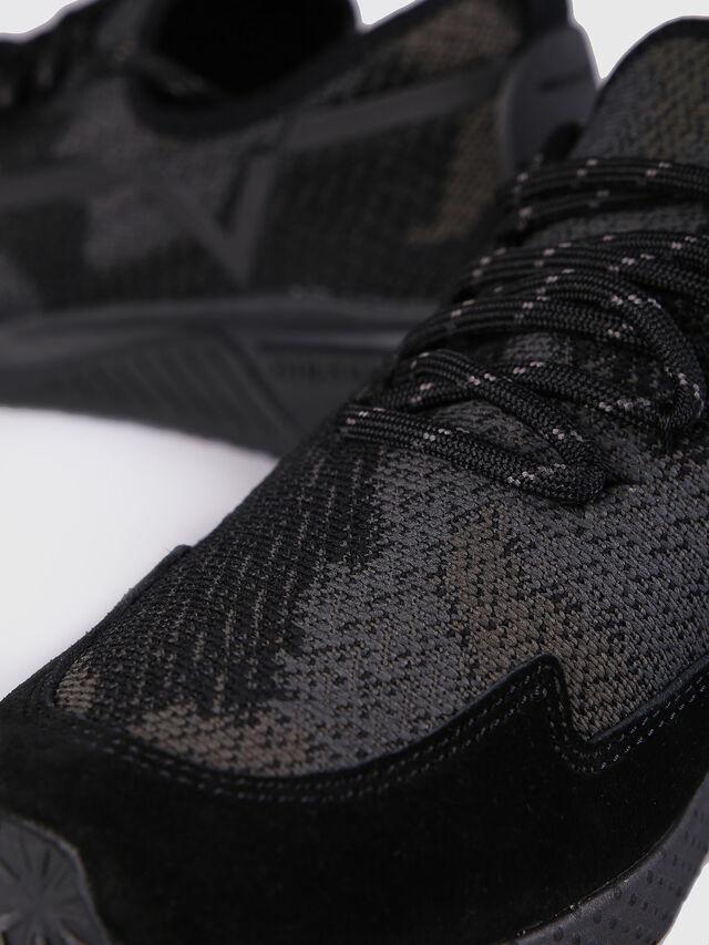 Diesel - S-KBY, Nero - Sneakers - Image 6