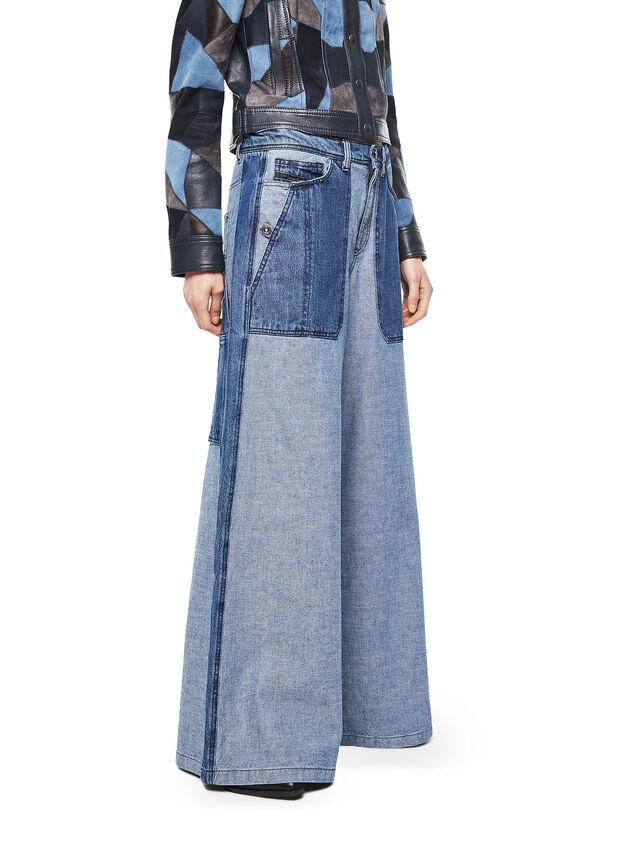 Diesel - TYPE-1907, Blu Jeans - Jeans - Image 3