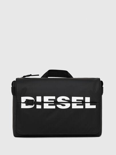 Diesel - F-BOLD MESSENGER II, Nero - Borse a tracolla - Image 1
