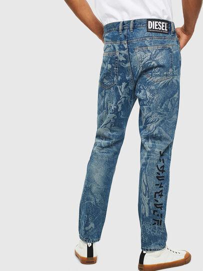 Diesel - D-Vider 0079D, Blu medio - Jeans - Image 2