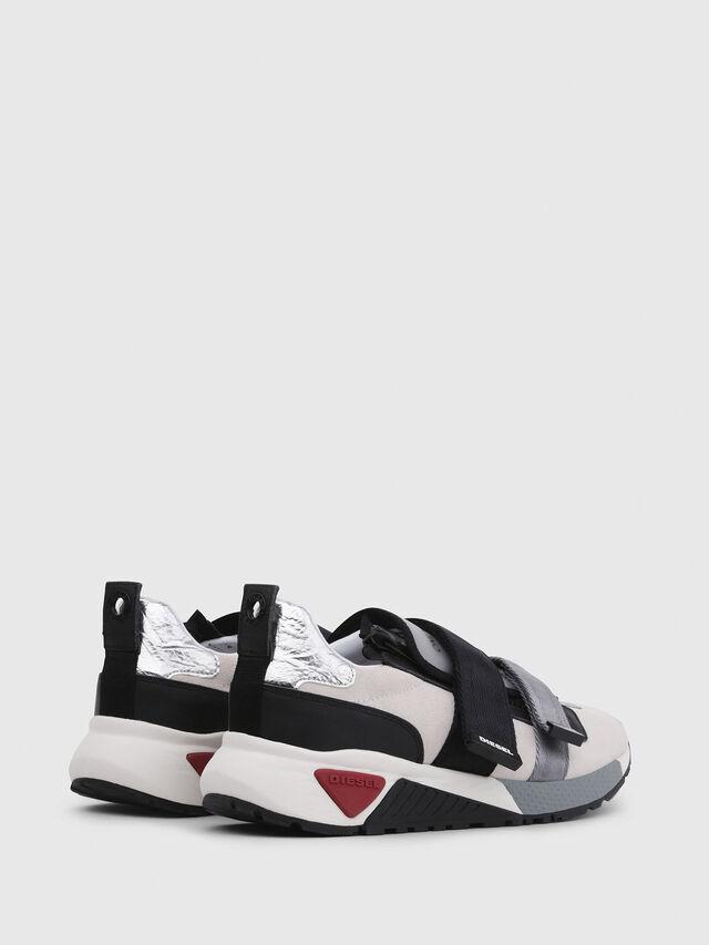 Diesel - S-KB STRAP, Multicolor/Bianco - Sneakers - Image 3