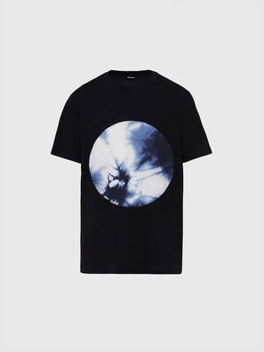 T-MOONY-X2, Nero - T-Shirts
