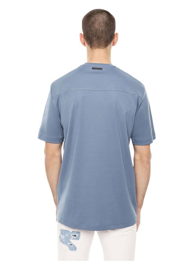 Diesel - TIPP, Indaco - T-Shirts - Image 2