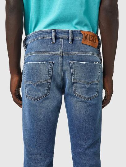 Diesel - Krooley JoggJeans® Z69VK, Blu medio - Jeans - Image 4