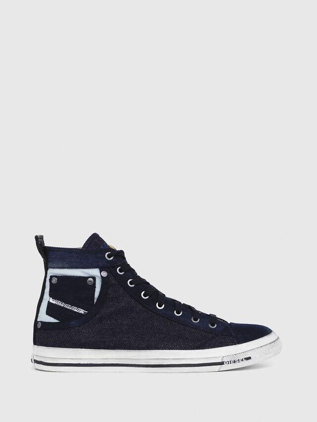 Diesel - EXPOSURE I, Blu Scuro - Sneakers - Image 1