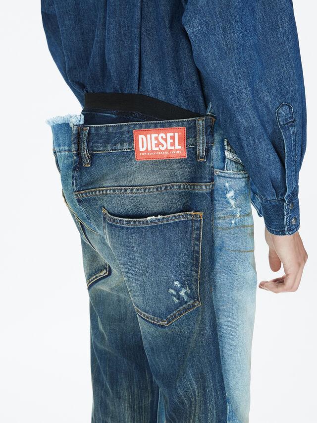 Diesel - SOPKN01, Blu Jeans - Jeans - Image 6