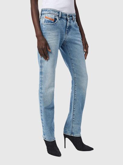 Diesel - D-Lyla 09B14, Blu Chiaro - Jeans - Image 6