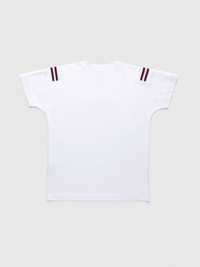 Diesel - TRYLL, Bianco - T-shirts e Tops - Image 2
