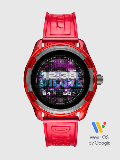 Diesel - DT2019, Rosso - Smartwatches - Image 6