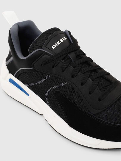 Diesel - S-SERENDIPITY LOW, Nero - Sneakers - Image 4
