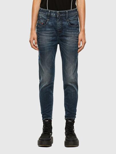 Diesel - Fayza JoggJeans 069PD, Blu Scuro - Jeans - Image 1