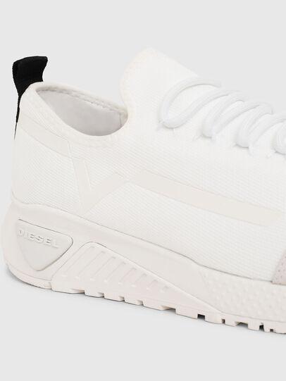 Diesel - S-KBY STRIPE, Bianco - Sneakers - Image 4