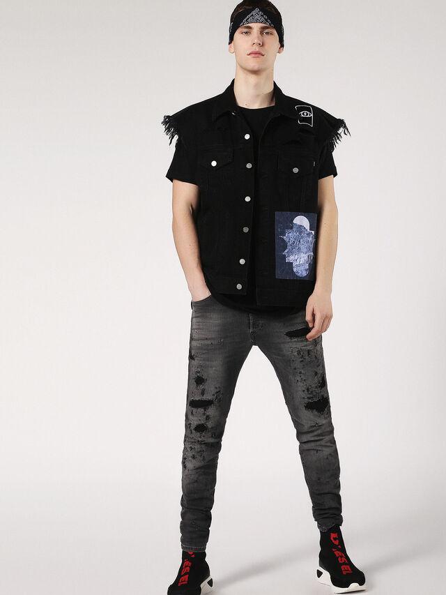 D-VINNY, Nero Jeans
