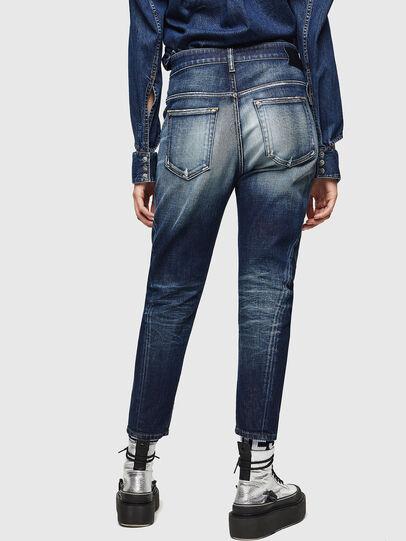 Diesel - Fayza 0092I, Blu Scuro - Jeans - Image 2