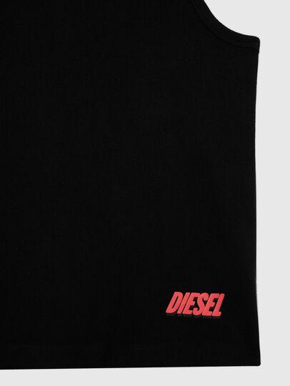 Diesel - UMTK-LOCO-ELAS, Nero - Tops - Image 3