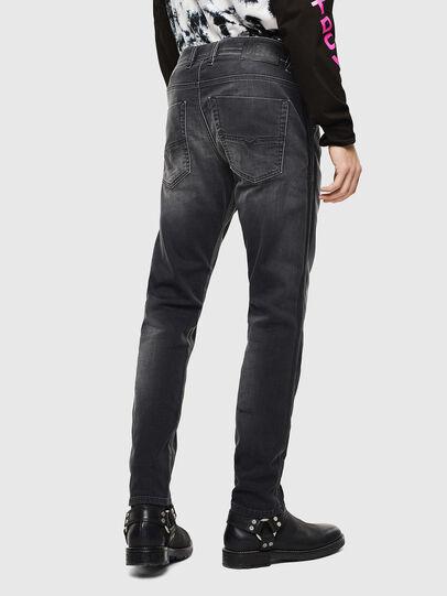 Diesel - Krooley JoggJeans 0094Q, Nero/Grigio scuro - Jeans - Image 2