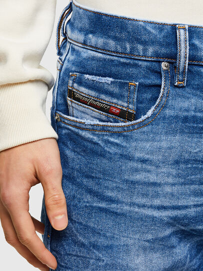 Diesel - D-Strukt 009MH, Blu Chiaro - Jeans - Image 5