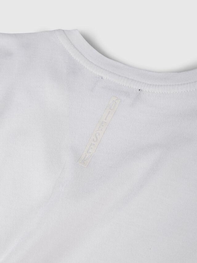 Diesel - TSHANE, Bianco - T-shirts e Tops - Image 3