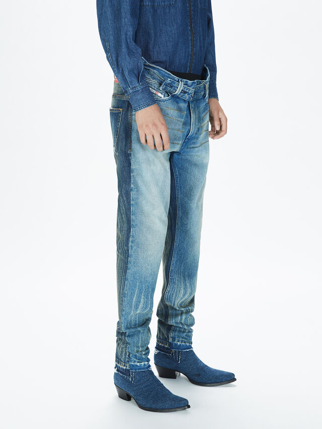 Diesel - SOPKN01, Blu Jeans - Jeans - Image 7