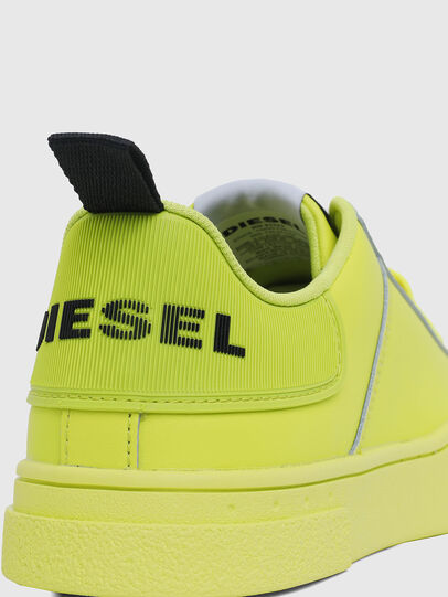 Diesel - S-CLEVER LOW LACE W, Giallo Fluo - Sneakers - Image 5