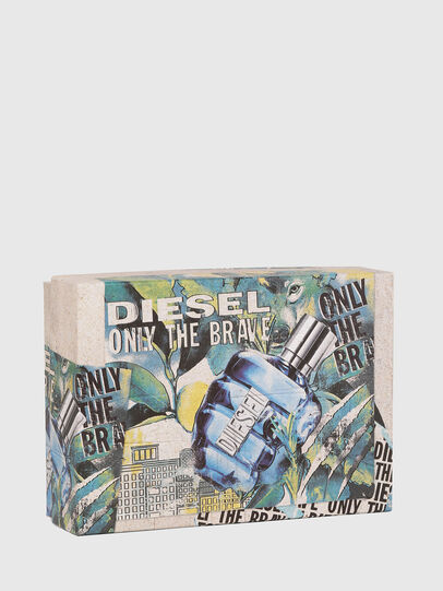 Diesel - ONLY THE BRAVE 50 ML GIFT SET, Bianco - Only The Brave - Image 2
