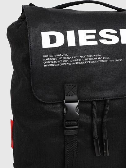 Diesel - VOLPAGO BACK, Nero - Zaini - Image 4