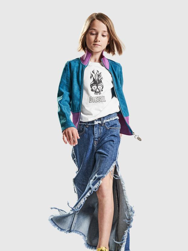 D-IZZIER-F-J, Blu medio - Jeans