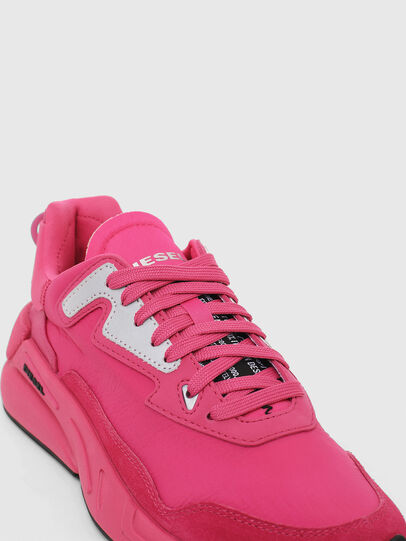 Diesel - S-SERENDIPITY LC W, Rosa Fluo - Sneakers - Image 5