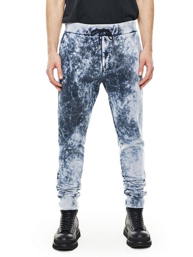 Diesel - PARAX, Blu/Bianco - Pantaloni - Image 1
