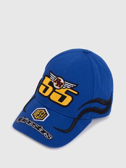 Diesel - ASTARS-CAP-B, Blu - Cappelli - Image 3