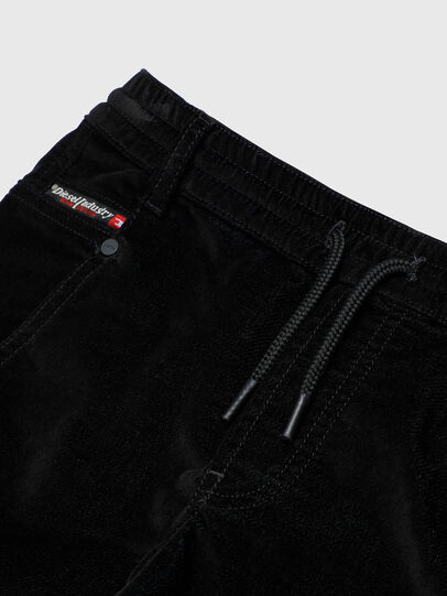Diesel - D-KRAILEY-SP1 JOGGJEANS-J, Nero - Jeans - Image 3
