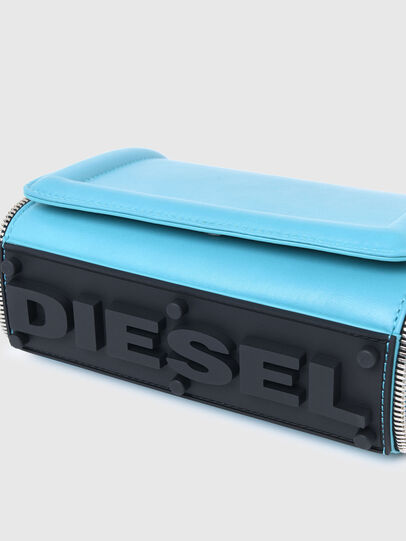 Diesel - YBYS S, Azzurro - Borse a tracolla - Image 5