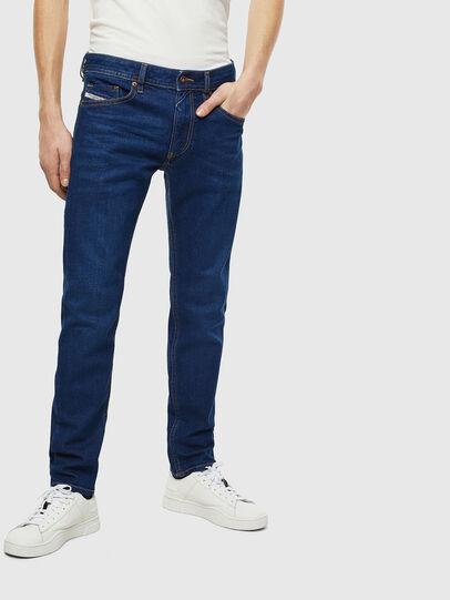 Diesel - Thommer 0095Z, Blu Scuro - Jeans - Image 1