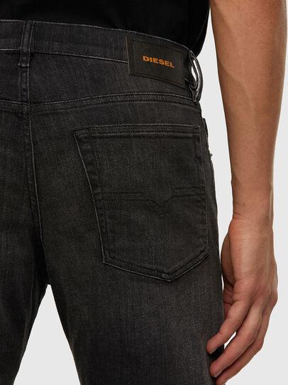 Diesel - D-Mihtry 009EN, Nero/Grigio scuro - Jeans - Image 4