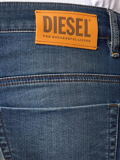 Diesel - KROOLEY JoggJeans® 069NK, Blu medio - Jeans - Image 4