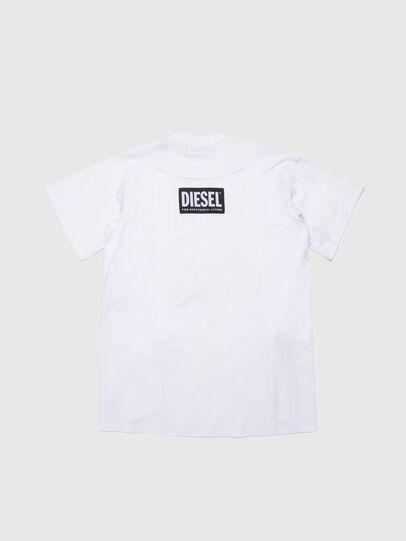 Diesel - TAMELIA, Bianco - T-shirts e Tops - Image 2