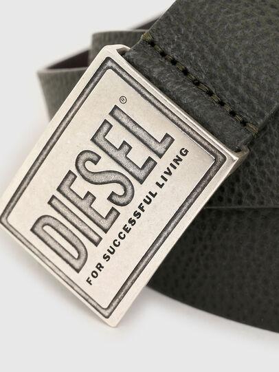 Diesel - B-GRAIN, Marrone - Cinture - Image 2