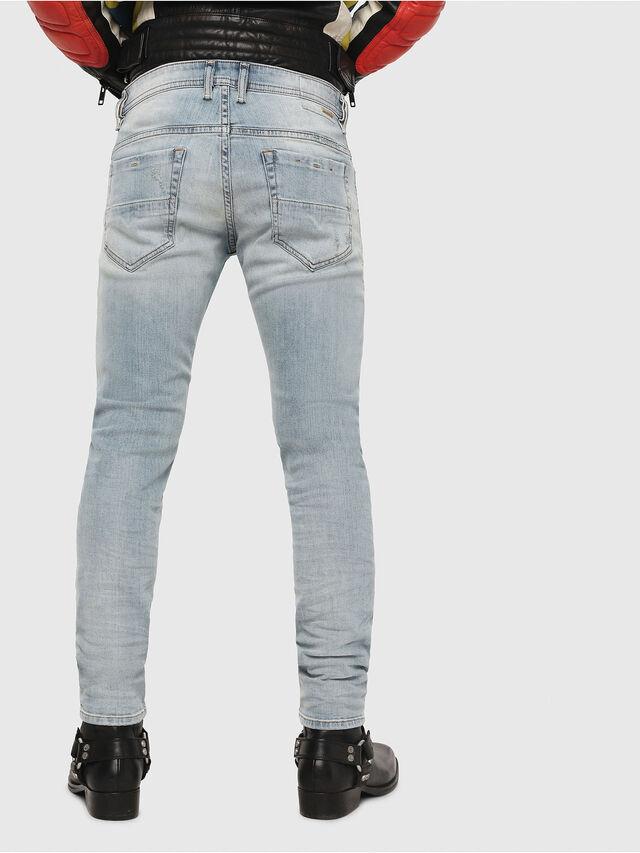 Diesel - Thommer 087AX, Blu Chiaro - Jeans - Image 2
