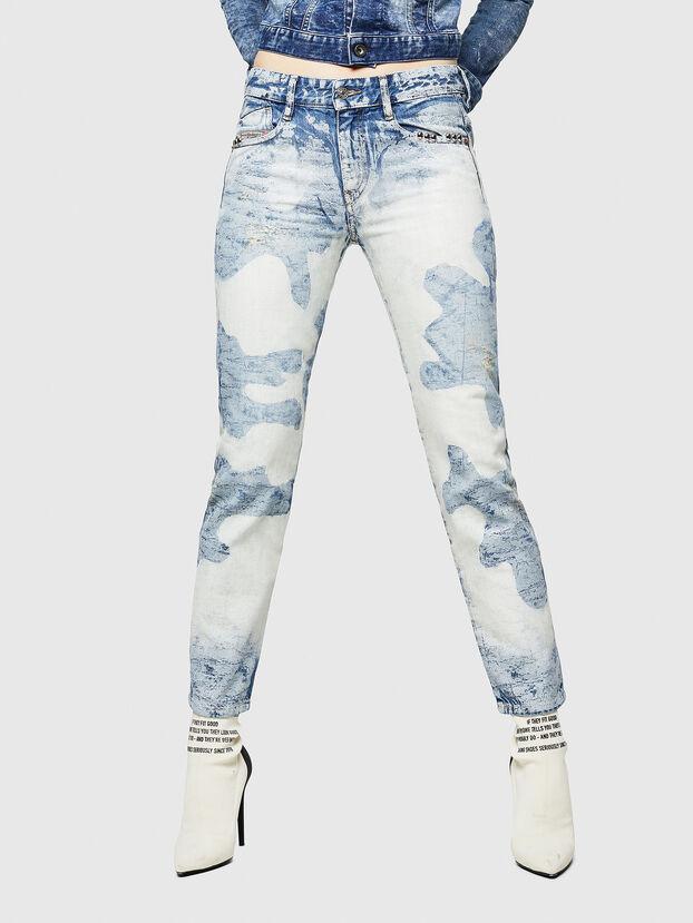 D-Rifty 0890P, Blu Chiaro - Jeans