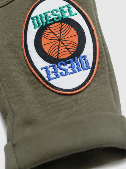 Diesel - POLBYPATCHESB, Verde Militare - Pantaloni - Image 3