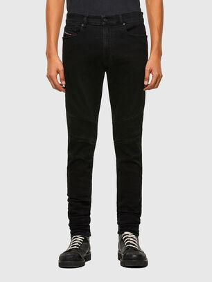 D-Amny 009RB, Nero/Grigio scuro - Jeans