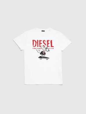 CL-T-DIEGO-1, Bianco - T-Shirts