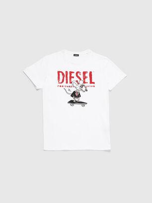 CL-T-DIEGO-1, Bianco - T-Shirts