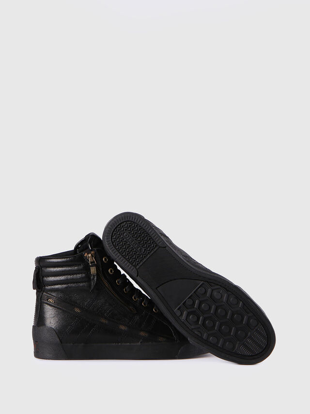 Diesel - D-STRING PLUS, Nero - Sneakers - Image 4