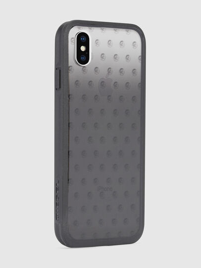 Diesel - MOHICAN HEAD DOTS BLACK IPHONE X CASE,  - Cover - Image 5