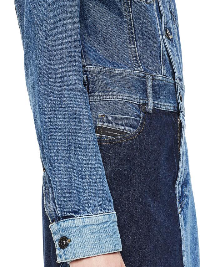Diesel - DINAP, Blu Jeans - Vestiti - Image 6