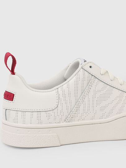 Diesel - S-CLEVER LOW LACE W, Bianco - Sneakers - Image 4